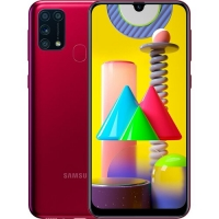 Samsung Galaxy M31 6GB/128GB M315F/DSN Red
