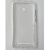Чехол бампер плотный силиконовый прозрачный Xiaomi Redmi 3S / 3 pro / 3X