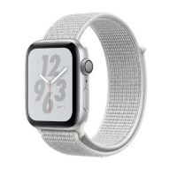 Apple Watch Series 4 Nike+ 44mm Aluminum Silver (MU7H2)