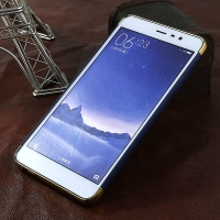 Чехол бампер металл - Xiaomi Redmi Note 4 2016 г.