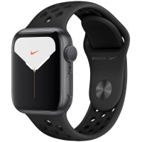 Apple Watch Series 5 Nike 40mm Aluminum Space Gray (MX3T2)