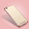 Чехол бампер плотный силиконовый прозрачный Xiaomi Redmi 4A