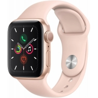 Apple Watch Series 5 44mm Aluminum Gold (MWVE2)