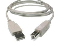 Кабель USB A-B Type USB 2.0, 1,5m